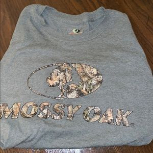 Green Mossy Oak Camo Shirt